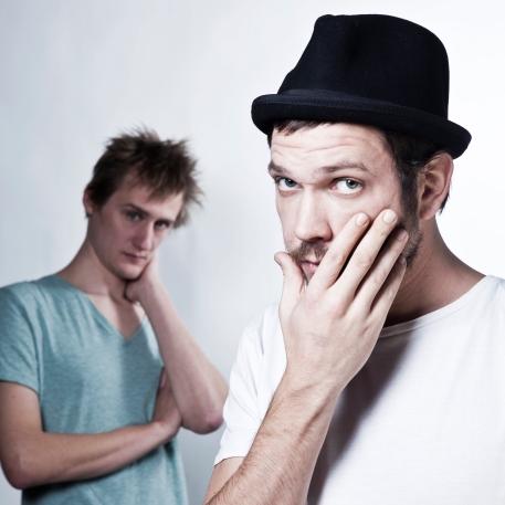 Julian & der Fux - PR - Nr2
