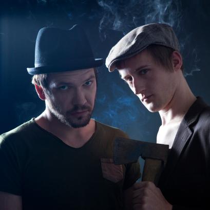 Julian & der Fux - Altes Ego PR - Nr4