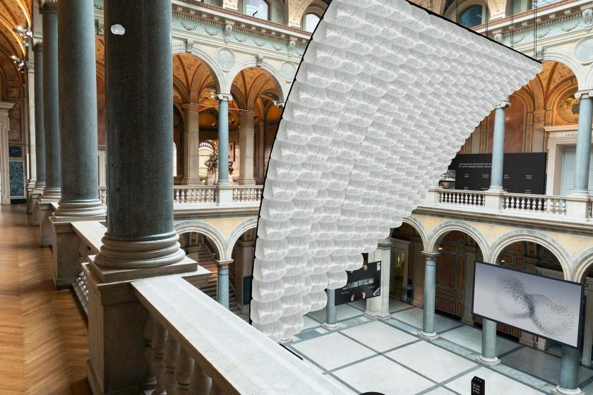 MAK Säulenhalle
